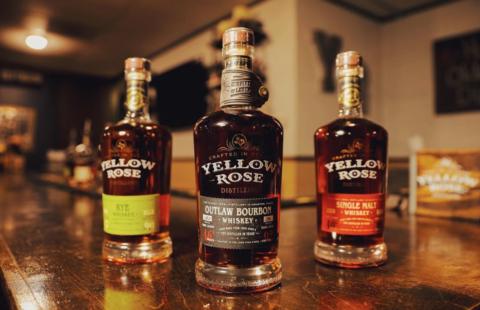 Yellow Rose Whiskey
